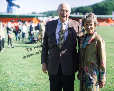 Duke and Duchess of Devonshire Chatsworth fair 2018-9