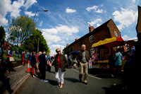 Mickleover Village Fete. 2013